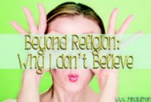 Mindful Mommy: Religion / All posts related to topics of religion and anti-religion from www.mindfulmommy.co.uk