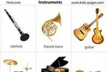 Rithm & Music / Recursos para aprender música de una forma divertida y práctica
