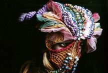 Hats & Headdresses / Interesting cultural and creative hats & headdresses from around the world
