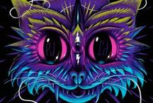 Jeff Soto / Posters, paintings, murals, and other artwork by Jeff Soto