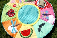 Kid Quilts / Kid quilts and modern quilt patterns for children / by FaveQuilts
