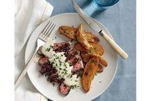 Recipies-Main Dish / by Anne Jasperson