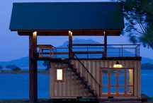 Cabins/Small House / by Anne Jasperson