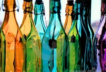Bottles/Glass / by Liz Dyer