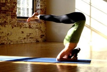 Health-Yoga / by Anne Jasperson