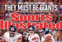 My favorite Football Team / The New York Giants are my favorite Football Team!