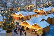 Julebyen-Christmas in Knife River / by Anne Jasperson