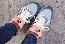 Kicks / Because blisters suck and neon rocks.