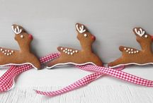 Gingerbread cookies / Christmas Gingerbread Cookies
