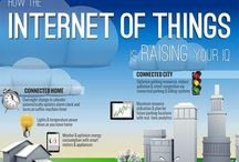 Internet of Everything IoE / Our future is Internet of Things: everything is connected