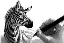 ZEBRA-licious / A community board for everything zebra related.  If you want to join in the pinning, please e-mail me a request at cheriedirksen@yahoo.com.