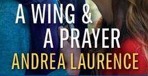 A Wing & A Prayer / Free Novella from Harlequin, Coming November 2014