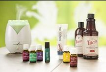 ESSENTIAL OILS : YOUNG LIVING / by Connie Huffman