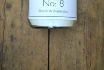 Fowler Vacola Jars / Vintage & Recycled Fowler Jars used to create bespoke soy candles