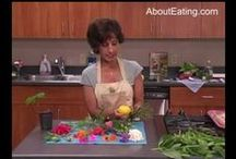 COOKING TIPS : VIDEOS / by Connie Huffman