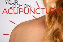 Acupuncture / by Liz Dyer