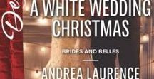 A White Wedding Christmas / Brides and Belles Book 4, December 2015, Harlequin Desire