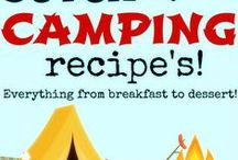 CAMPING : FOOD / by Connie Huffman