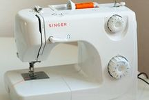 Sewing Inspiration / Ideas for sewing projects. Sewing tutorials and useful resources.  / by Hanna Saar