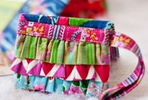 Fat Quarter Projects / Find easy fat quarter patterns to fit your quilting needs.  / by FaveQuilts