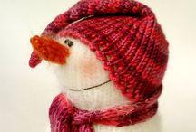 Snowman inspired