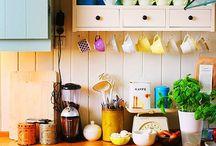 Kitchen / by Jessica Wittmann