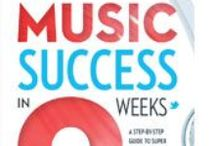 Music Success in 9 Weeks / This is my book Music Success in 9 Weeks. It's a 9 week program to clarify your goals and get your music out there. I am thrilled that it is in it's 3rd edition - it is still my top seller and it works.