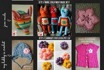 Crochet Crazy / by Maureen Lesondak