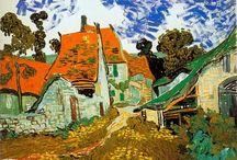 Vincent Van Gogh / by Peppy Rubinstein