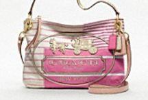 * purses, bags *