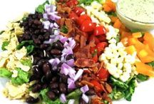 Yum-Salads / by Jennifer Kinsey