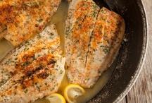 Yum-Seafood / by Jennifer Kinsey