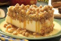 * cheesecakes *