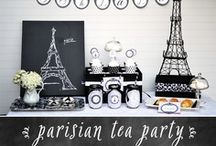 Tarryn's Paris Party