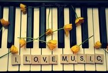 For the Love of Music / CHOIR IS MY LIFE!!! <3 Soprano I babay.  / by Aubri Carrell