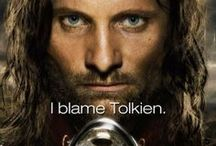 I love Lord of the Rings / That's what I'm Tolkein about!! / by Aubri Carrell