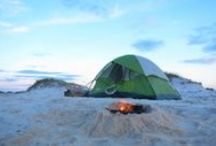 USA Coastal Camping / Gorgeous spots to camp along the coast of the USA. / by Ordinary Traveler