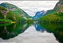 Southeast Alaska / Places to visit in the stunning southeast of Alaska / by Ordinary Traveler