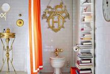 {bathrooms} / by Jessica Wener