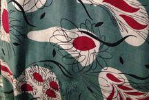 Pattern & Textiles / by Chrissey Sullivan