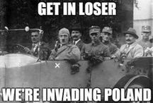 History Humor / by Aubri Carrell