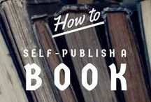 Self Publish Your Book! / It's the SMARTEST THING I EVER did for my career and I encourage you to self-publish your own books too!