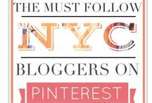 The Must Follow NYC  Bloggers / Pins from Must Follow NYC Bloggers featuring the latest in parenting news, toys, fashion, travel and events for your family.
