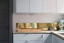Kitchen Remodel / Modest kitchen reno - 8 x 8 galley condo kitchen