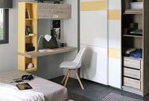 Espaços de Estudo / Idéias de espaço de estudo para pequenos ambientes