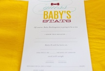 baby showers / by Kirby Wallis