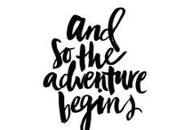 Travel + Adventure / I truly believe we need to go on adventures to find who we are and where we belong. Get inspired!