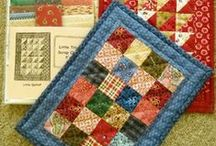 Quilt ideas / All things quilt / by Leslie Lauderdale
