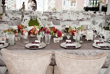 Real Weddings, Special Events LLC / We love helping at Weddings.  This is a collection of some of our work, flowers, decor and rentals.