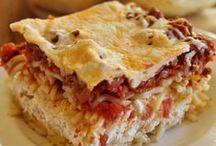 Pasta, Pizza, & Italian / Pasta,Pizza,etc./ Italian Foods / by Lisa Wimberly